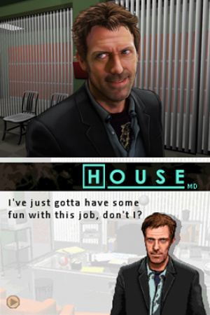 House, M.D. - Episode 2: Blue Meanie Review - Screenshot 3 of 3