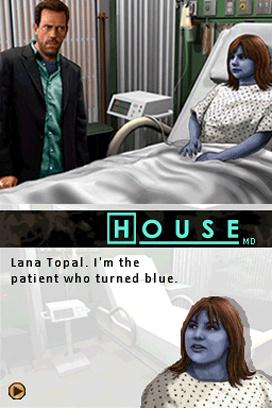 House, M.D. - Episode 2: Blue Meanie Screenshot