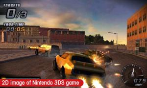 Driver: Renegade 3D Review - Screenshot 3 of 5