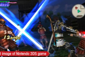 Samurai Warriors: Chronicles Screenshot