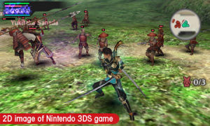 Samurai Warriors: Chronicles Review - Screenshot 7 of 7