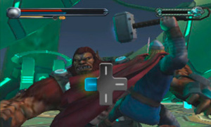 Thor: God of Thunder Review - Screenshot 1 of 4