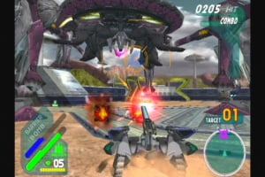 Star Fox: Assault Screenshot
