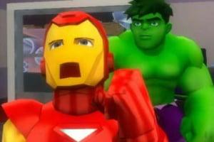 Marvel Super Hero Squad: The Infinity Gauntlet Screenshot