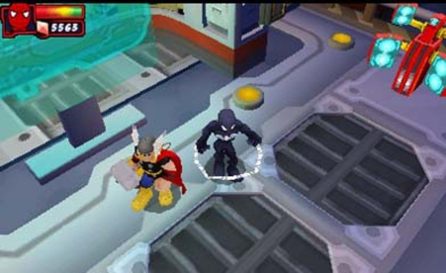 Marvel Super Hero Squad: The Infinity Gauntlet Screenshot