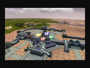 Star Fox: Assault Review - Screenshot 4 of 5