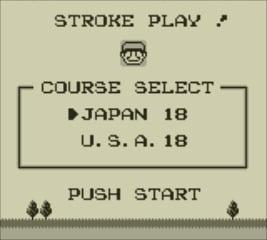 Golf Screenshot