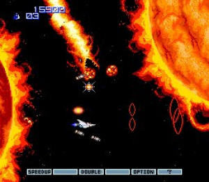 Gradius II: Gofer no Yabou Review - Screenshot 2 of 2