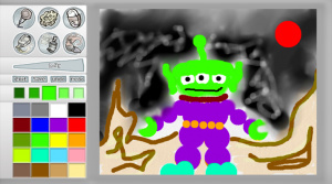Paint Splash Review - Screenshot 1 of 3