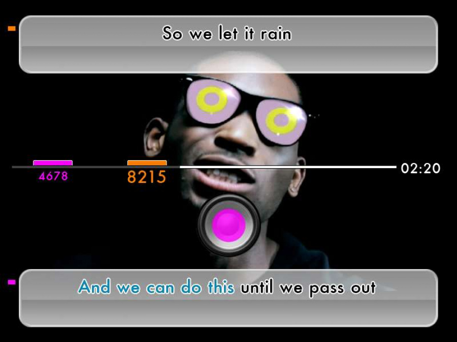 We Sing: UK Hits Review - Screenshot 1 of 3