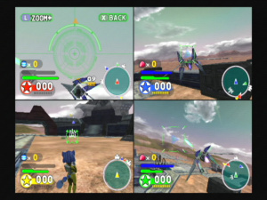 Star Fox: Assault Review - Screenshot 2 of 5