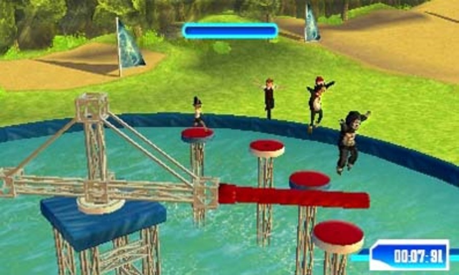 Wipeout 2 Screenshot