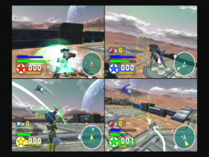 Star Fox: Assault Review - Screenshot 3 of 5