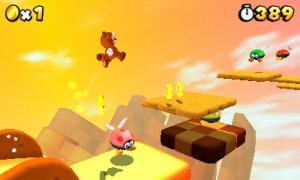 Super Mario 3D Land Review - Screenshot 1 of 5