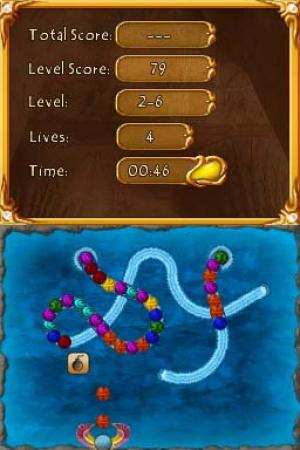 Crystal Caverns of Amon-Ra Review - Screenshot 2 of 2