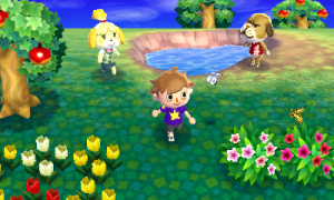 Animal Crossing: New Leaf Review - Screenshot 2 of 5