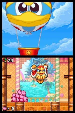 Kirby Mass Attack Review - Screenshot 2 of 3