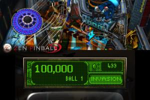 Zen Pinball 3D Screenshot