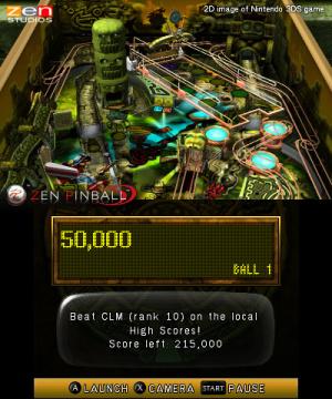 Zen Pinball 3D Review - Screenshot 4 of 4