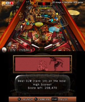 Zen Pinball 3D Review - Screenshot 2 of 4