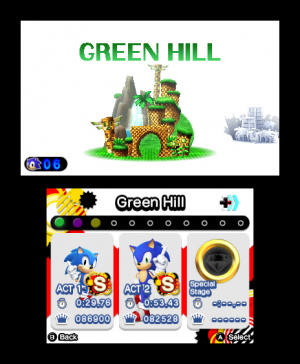 Sonic Generations Review - Screenshot 1 of 5