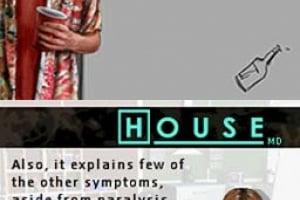 House, M.D. - Episode 3: Skull and Bones Screenshot
