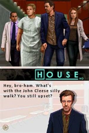 House, M.D. - Episode 3: Skull and Bones Review - Screenshot 1 of 2