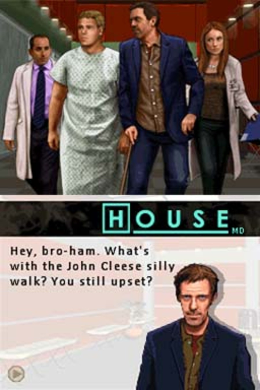 House, M.D. - Episode 3: Skull and Bones Screenshot