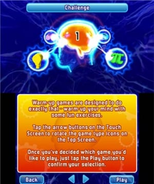 Puzzler Mind Gym 3D Review - Screenshot 1 of 5
