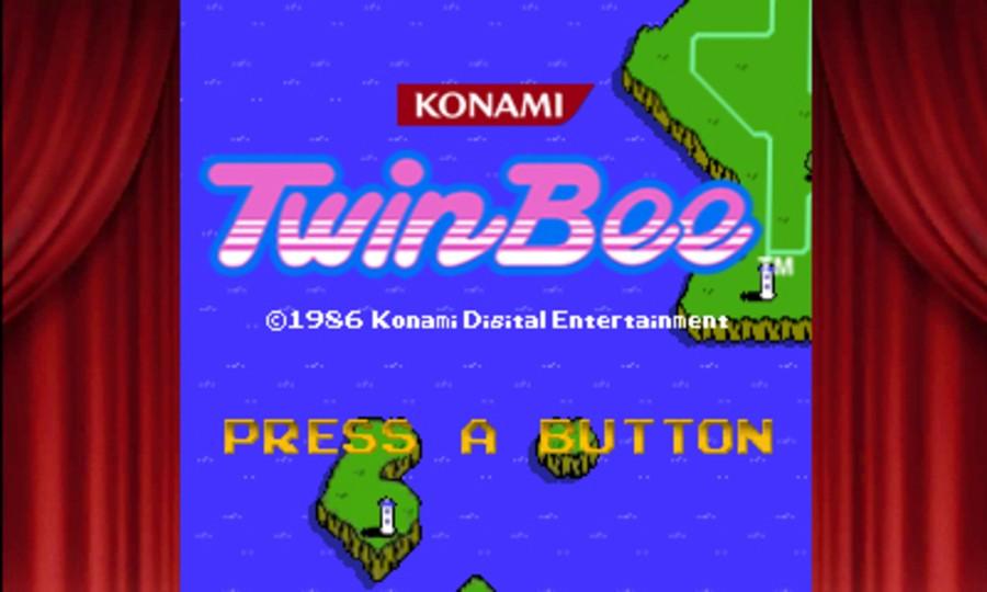 3D Classics: TwinBee Screenshot