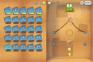 Cut the Rope Review - Screenshot 2 of 3