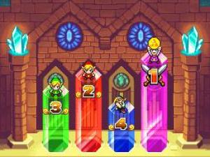 The Legend of Zelda: Four Swords Anniversary Edition Review - Screenshot 3 of 4
