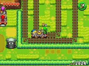 The Legend of Zelda: Four Swords Anniversary Edition Review - Screenshot 1 of 4