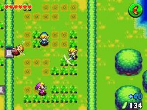 The Legend of Zelda: Four Swords Anniversary Edition Review - Screenshot 2 of 4