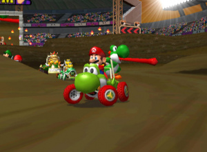 Mario Kart: Double Dash!! Review - Screenshot 4 of 6