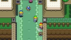 The Legend of Zelda: Four Swords Anniversary Edition Screenshot