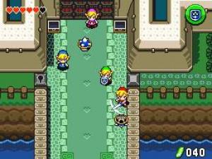 The Legend of Zelda: Four Swords Anniversary Edition Review - Screenshot 4 of 4