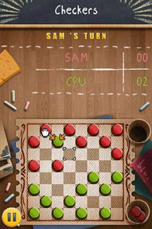 Academy: Checkers Review - Screenshot 1 of 2