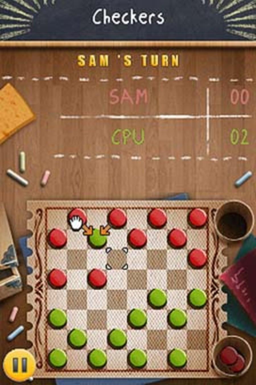 Academy: Checkers Screenshot