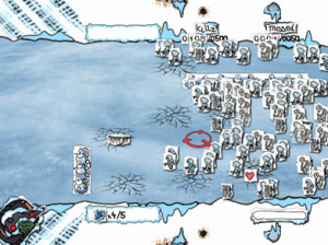 Paper Wars: Cannon Fodder Review - Screenshot 2 of 3