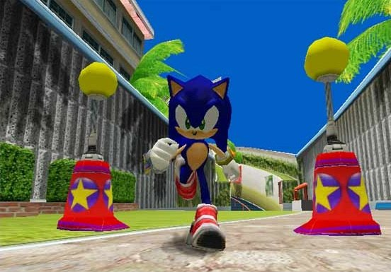 Sonic Adventure 2: Battle Screenshot