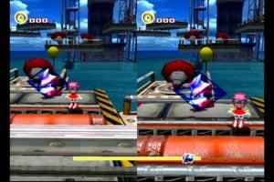 Sonic Adventure 2: Battle Screenshot