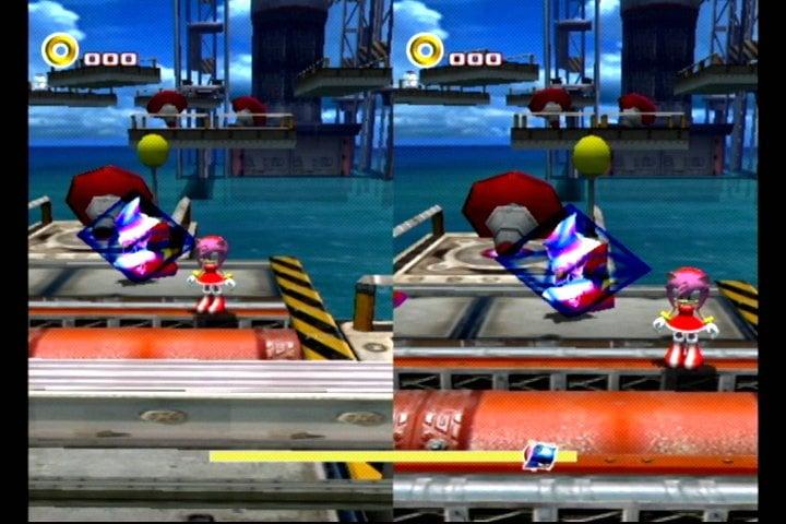 Sonic Adventure 2: Battle (GCN / GameCube) Game Profile