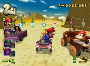 Mario Kart: Double Dash!! Review - Screenshot 1 of 6