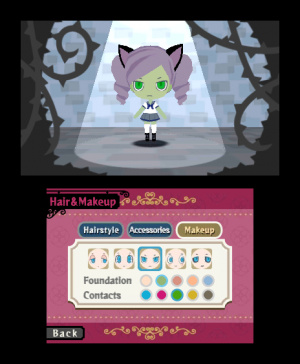 Gabrielle's Ghostly Groove 3D Review - Screenshot 1 of 5