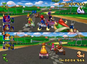 Mario Kart: Double Dash!! Review - Screenshot 5 of 6