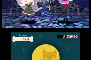 Gabrielle's Ghostly Groove 3D Screenshot
