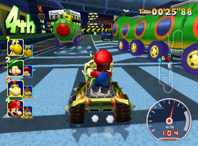 Mario Kart Double Dash Review Gcn Nintendo Life