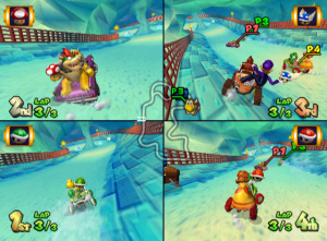 Mario Kart: Double Dash!! Review - Screenshot 6 of 6
