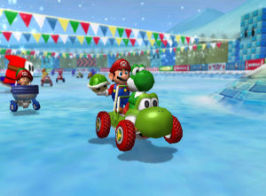 Mario Kart: Double Dash!! Review - Screenshot 4 of 6
